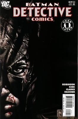 Detective Comics Vol. 1 (1937-2011; 2016-) (Comic Book) #819