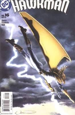 Hawkman Vol. 4 (2002-2006) (Comic book) #16