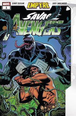 Empyre Savage Avengers