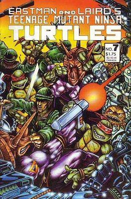 Teenage Mutant Ninja Turtles Vol.1 #7