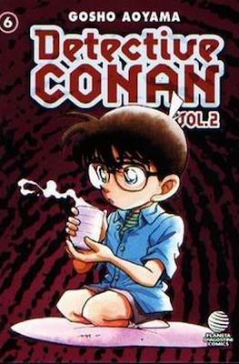 Detective Conan. Vol. 2 (Rústica 96-192 pp) #6