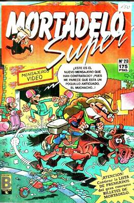 Super Mortadelo (Grapa, 52 páginas (1987)) #20