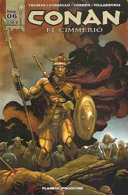 Conan el Cimmerio (Grapa 24-48-72 pp) #6