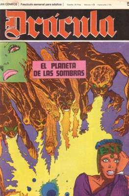 Drácula (Grapa, 20 páginas) #59