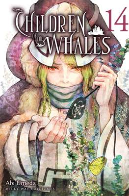 Children of the Whales (Rústica con sobrecubierta) #14