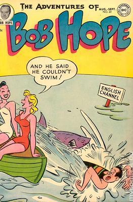 The adventures of bob hope vol 1 #22