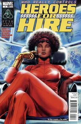 Heroes for Hire Vol. 3 (2010) #4