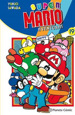 Super Mario Aventuras (Rústica con sobrecubierta) #19