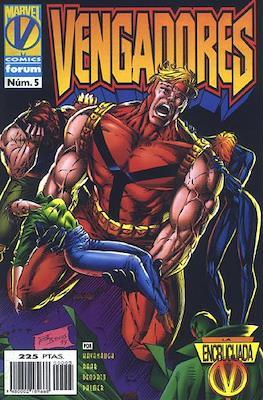 Los Vengadores Vol. 2 (1996-1997) (Grapa 24 pp) #5