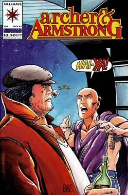 Archer & Armstrong (Comic-book) #12