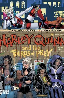 Harley Quinn and The Birds of Prey (2020-2021)