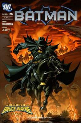 Batman (2007-2012) (Grapa. 48 pp) #46