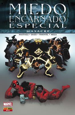 Miedo Encarnado: Especial (2012) (Grapa) #3