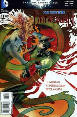 Batwoman Vol. 1 (2011-2015) (Comic-book) #11