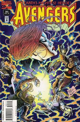 The Avengers Vol. 1 (1963-1996) (Grapa) #385