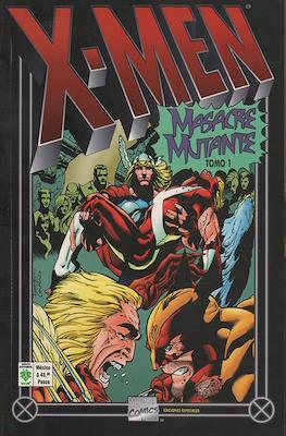 X-Men: Masacre Mutante (Rústica) #1