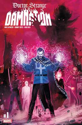 Doctor Strange - Damnation (Digital) #1
