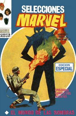 Selecciones Marvel (1970-1972) (Rústica 132 pp) #4