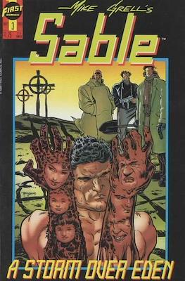 Mike Grell's Sable (1990) (Grapa) #3