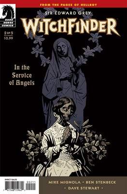 Witchfinder (comic-book) #2