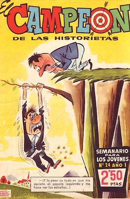 El Campeón (1960) (Grapa) #24