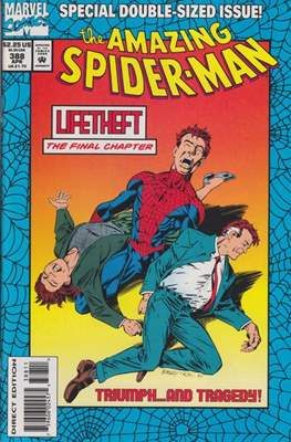 The Amazing Spider-Man Vol. 1 (1963-1998) (Comic-book) #388