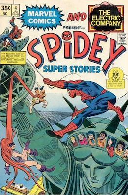 Spidey Super Stories Vol 1 #4
