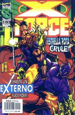 X-Force Vol. 2 (1996-2000) (Grapa 24 pp) #10