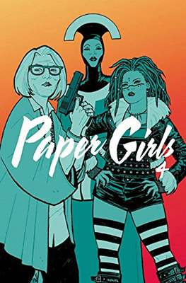 Paper Girls (Softcover) #4