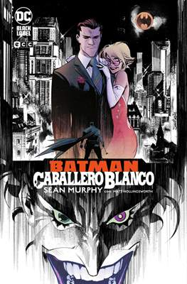 Batman: Caballero Blanco - DC Black Label