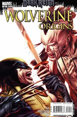 Wolverine: Origins (2006-2010) (Comic Book) #35