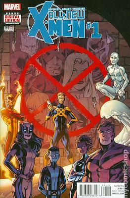 All-New X-Men Vol. 2 (Variant Cover) #1.3
