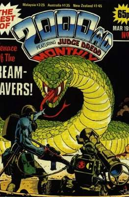 The Best of 2000 AD Monthly #6