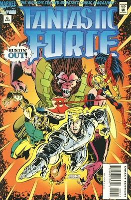 Fantastic Force Vol. 1 (1994-1996) #6