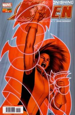 Astonishing X-Men Vol. 2 (2007-2008) (Grapa 24 pp) #9
