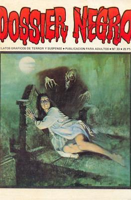 Dossier Negro (Rústica y grapa [1968 - 1988]) #33