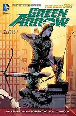 Green Arrow (2011-) New 52 (Rústica) #6