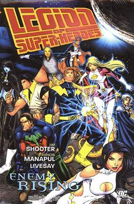 Legion of Super-Heroes Vol. 5 (2005-2009) (Hardcover) #1