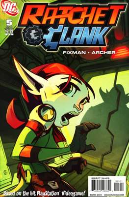 Ratchet & Clank (Grapa) #5