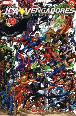 JLA / Vengadores #3