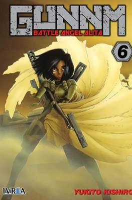 Gunnm - Battle Angel Alita #6