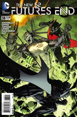 The New 52: Futures End (Comic-Book) #38