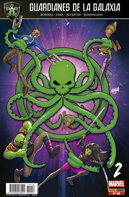 Guardianes de la Galaxia (2013-) (Grapa) #56