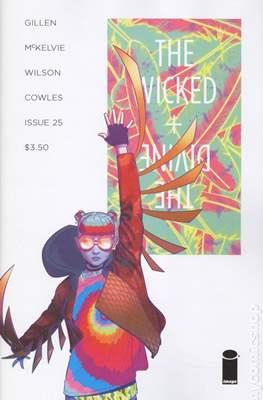The Wicked + The Divine (Comic Book) #25