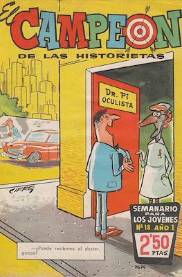 El Campeón (1960) (Grapa) #18