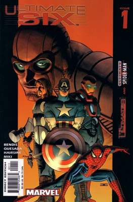 Ultimate Six (Comic-Book/Digital) #1