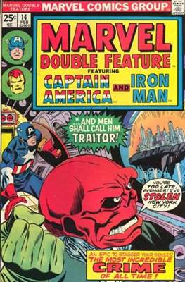 Marvel Double Feature Vol 1 (Grapa, 32 págs. (1973-1977)) #14