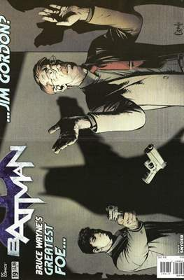 Batman Vol. 2 (2011-2016) (Comic Book) #19