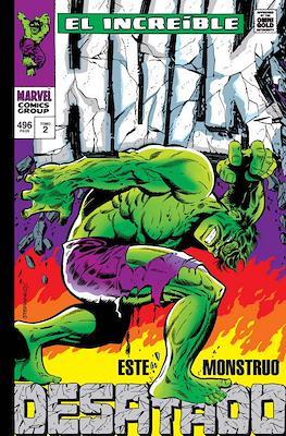 El Increible Hulk. Marvel Gold (Omnigold) #2
