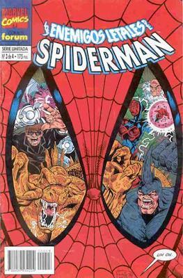 Los enemigos letales de Spiderman (Grapa. 17x26. 24 páginas. Color.) #3